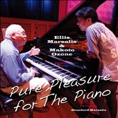 Ellis Marsalis/Makoto Ozone Trio/Makoto Ozone/Branford Marsalis: Pure Pleasure for the Piano *