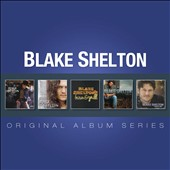 Blake Shelton: Original Album Series [Box]
