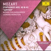 Mozart: Symphonies Nos. 40 & 41 