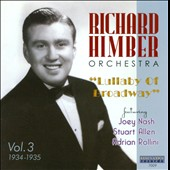 Richard Himber Orchestra/Richard Himber: Volume 3: 1934-1935