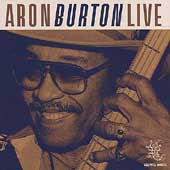 Aron Burton: Aron Burton Live