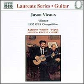 Laureate Series, Guitar - Jason Vieaux