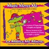 Various Artists: Music Moves Me: Songs to Encourage Healthy Habits in Children [Digipak]