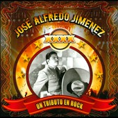 Various Artists: XXXX...Un Tributo En Rok A Jos&#233; Alfredo Jim&#233;nez