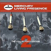 Mercury Living Presence II (2013) [55 CDs]