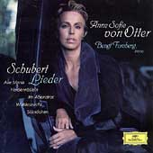 Schubert: Lieder / Anne Sofie von Otter, Bengt Forsberg