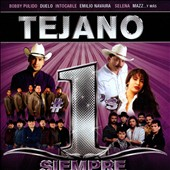 Various Artists: Tejano Siempre #1's