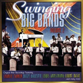 Various Artists: Swinging Big Bands, Vol. 2 [10/16]