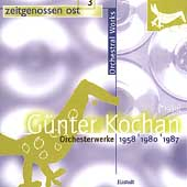 Kochan: Orchesterwerke / Kegel, Goldmann, Flor, et al