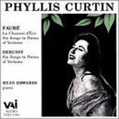 Phyllis Curtin - Fauré and Debussy