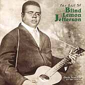 Blind Lemon Jefferson: The Best of Blind Lemon Jefferson [Yazoo]