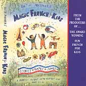 Beth Manners: Magic French for Kids