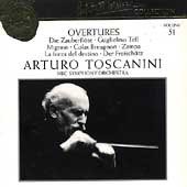 Toscanini Collection Vol 51 - Overtures