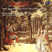 Mozart: Flute Quartets, etc / Nancy Hadden, et al