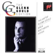 Glenn Gould Edition - The Art of Glenn Gould