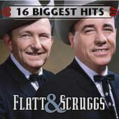 Flatt & Scruggs: 16 Biggest Hits
