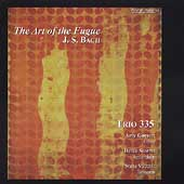 Bach: The Art of the Fugue / Trio 335