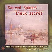 Sacred Spaces - Music at St. Mark's / C. Jackson, et al
