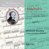 The Romantic Piano Concerto Vol 29 - Moscheles / Shelley