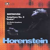 Legends - Beethoven: Symphony no 3 / Horenstein, et al