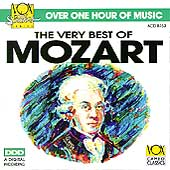 Sketches Series - The Very Best of Mozart