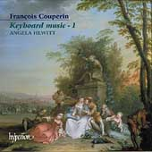 Couperin: Keyboard Music Vol 1 / Angela Hewitt