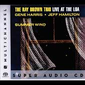 Ray Brown Trio (Bass): Summer Wind: Live at the Loa