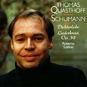 Schumann: Dichterliebe, Liederkreis / Quasthoff, Szidon