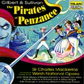 Gilbert & Sullivan: The Pirates of Penzance / Mackerras, etc
