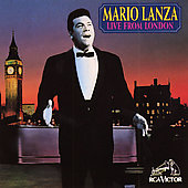 Mario Lanza (Actor/Singer): Live from London