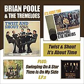 The Tremeloes: Twist & Shout/It's About Time [Slipcase]