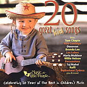 Various Artists: 20 Great Kid Songs: Mflp's 20th Anniversary Col