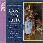 Mozart: Cos&#236; fan tutte / Karl B&#246;hm