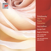Tchaikovsky: The Three Piano Concertos / Graffman, et al