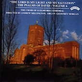 The Lord is my light and my salvation- Psalms of David Vol 6