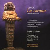 Gluck: La Corona / Rudolph Palmer, et al