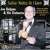 Joe Quijano/Joe Quijano and His Orchestra: Salsa: Natra in Clave *