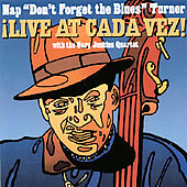 Nap Turner: Live at Cada Vez *