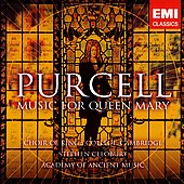 Purcell: Music for Queen Mary / Stephen Cleobury, et al