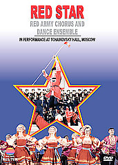 Red Star - Red Army Chorus And Dance Ensemble [DVD]