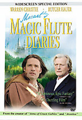 Mozart's Magic Flute Diaries / A Film about a fictional production of Mozar's opera both on and off stage [DVD]