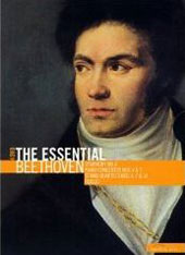 Beethoven: Essental Beethoven / Barenboim, Juilliard String Quartet, Maazel [4 DVD]
