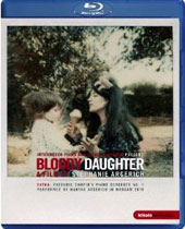 Bloody Daughter, a documentary by Martha Argerich's Daughter, Stéphanie which follows her and her parents through concert tours and private life  - includes concert footage  [Blu-Ray]