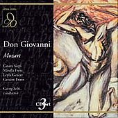 Mozart: Don Giovanni / Solti, Siepi, Freni, Jurinac, et al