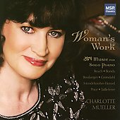 Woman's Work - Beach, Boulanger, et al / Charlotte Mueller
