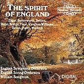 The Spirit of England / William Boughton, English SO, et al