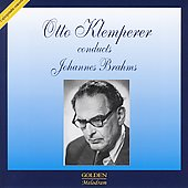 Otto Klemperer conducts Brahms