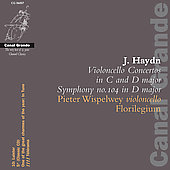 Haydn: Cello Concertos, Symphony no 104 / Wispelwey, et al