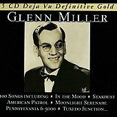 Glenn Miller: Definitive Gold [Box]