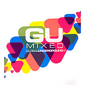 Various Artists: GU Mixed [4 CD] [Digipak] [Limited]